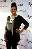 NEW YORK, NY - SEPTEMBER 6: Author Ilyasah Shabazz attends MSNBC's