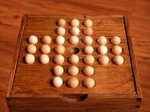 picture of chinese checkers  - of chinese checker game for one person - JPG