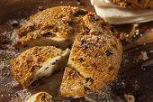 foto of baking soda  - Traditional Irish Soda Bread for St - JPG