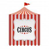 pic of circus tent  - Circus tent - JPG