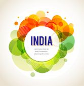 stock photo of indian independence day  - Independence and Republic Day of India - JPG