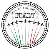 stock photo of nationalism  - Festa della Repubblica  - JPG