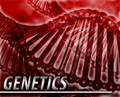 pic of genetic engineering  - Abstract background digital collage concept illustration genetics genes - JPG