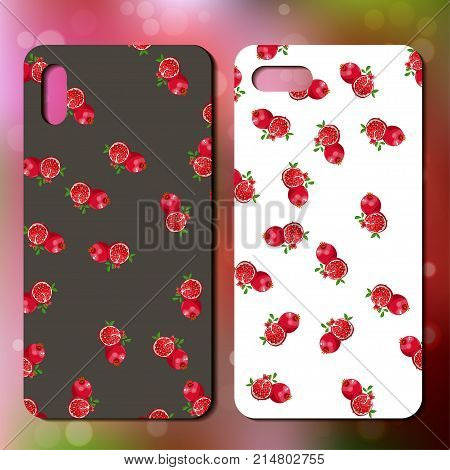 Original pomegranate smartphone