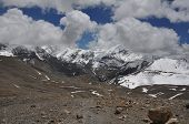 picture of sherpa  - Way to Thorung La pass  - JPG