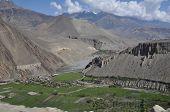 picture of kali  - The around Annapurna trek in the Nepal Himalaya - JPG