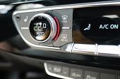 Car Climate Control Air Conditioning poster