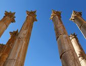 foto of artemis  - Columms in the Artemis Temple - JPG