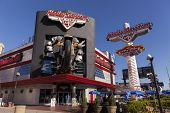 Harley Davidson Cafe In Las Vegas, Nv On May 20, 2013