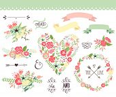 foto of embellish  - Wedding graphic set - JPG