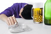 Alcohol And Smoking Addiction