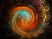 foto of hypnotizing  - Spiral series - JPG