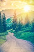 ������, ������: Scenic Mountain Road