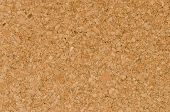 picture of bulletin board  - Close Up Texture Color Detail of Surface Cork Board Wood Background Nature Product Industrial - JPG