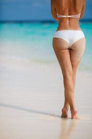 picture of bum  - The beautiful figure of the woman - JPG