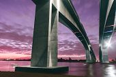 picture of leo  - The Gateway Bridge  - JPG