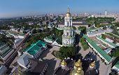 pic of kiev  - aerial view of Kiev - JPG