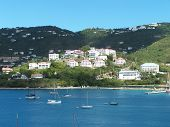Carubean Island of St. Thomas