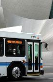 Постер, плакат: Автобус Лос Анджелес