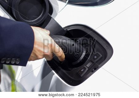 Power Supply For Electric Car