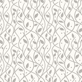 Floral Seamless Pattern Can Be Used For Wallpaper, Website Background, Textile Printing. Hand Drawn  poster