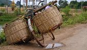 Southeast Asian Style For Touring Bicycles