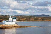picture of ares  - Port of Ares La Coruna Galicia Spain - JPG
