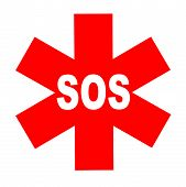 International Sos Sign