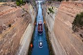 Corinth Channel