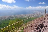 pic of breathtaking  - Breathtaking picturesque landscape of Naples and Gulf of Naples - JPG