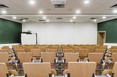 picture of stage theater  - Modern Lecture Hall - JPG