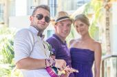 pic of  friends forever  - groom with friends - JPG