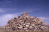 foto of mongol  - mongol altar - JPG