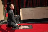 LOS ANGELES - SEPT 15:  Neil Patrick Harris at the ceremony bestowing a star on the Hollywood Walk o