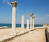 Chersonesus Near Sevastopol In Crimea, Ukraine