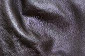 stock photo of smut  - Skin natural black colour close - JPG