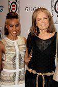 LOS ANGELES - NOV 4:  Jada Pinkett Smith, Gloria Steinem at the Equality Now Presents Make Equality