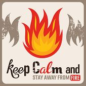 ������, ������: Fire Safety Sign