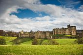 pic of duke  - Alnwick Castle - JPG