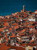 Walled town Piran