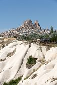 image of goreme  - Love valley in Goreme national park - JPG