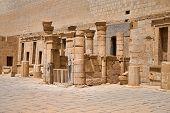 picture of hatshepsut  - The temple of Hatshepsut near Luxor in Egypt - JPG