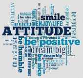 foto of humble  - Attitude in word collage - JPG