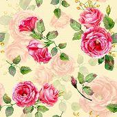 pic of garden-art  - Illustration of flowers - JPG