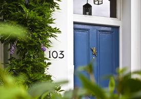 image of front door  - Close - JPG