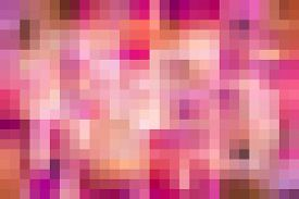 pic of pixel  - pink and purple square pixel abstract background - JPG