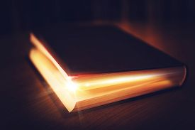 picture of glow  - Book of Mysteries - JPG