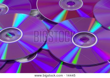 DVD Background poster
