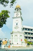 Queen Victoria Memorial Clock Tower - The Tower Was Commissioned In 1897, During Penangs Colonial D poster