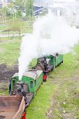 foto of former yugoslavia  - steam freight trains - JPG